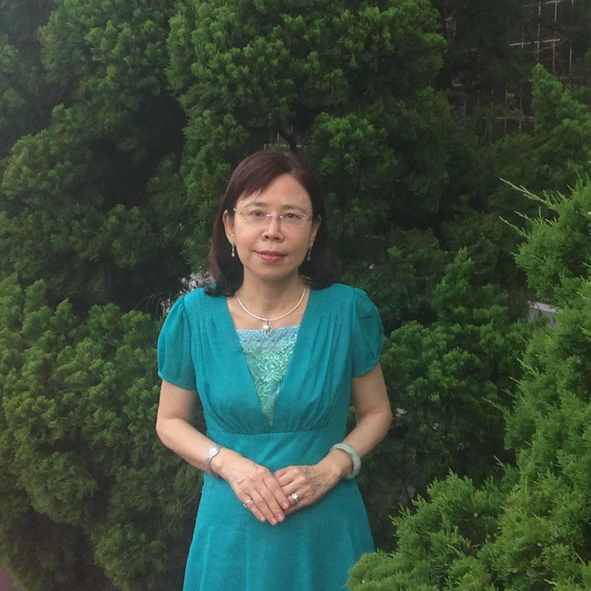 陳書梅老師